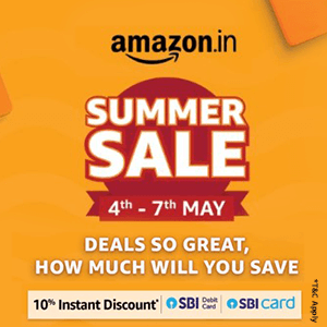 2b91c2a75 Breathe easy while making payments with these Payment offers on Amazon  Great Indian Sale 2019