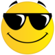 Sunglasses emoji png transparent