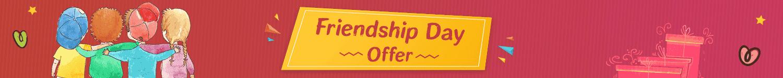 Best online Offers on Friendship Day