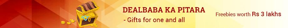 Deal Baba ka Pitara - Win Prizes worth Rs. 3 Lakh
