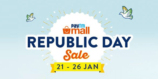 Paytmmall Maha Republic Day Sale