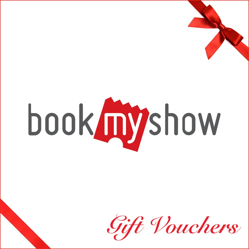 FREE Rs.500 Bookmyshow Gift Voucher