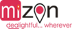 Mizon logo scroll