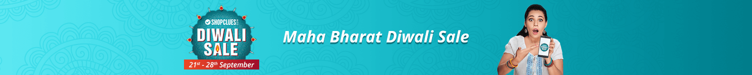 Shopclues Maha Bharat Diwali Sale