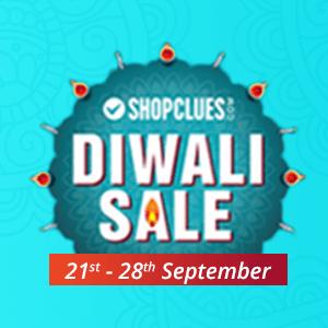ShopClues Diwali Flea Mela Sale Offer 2018