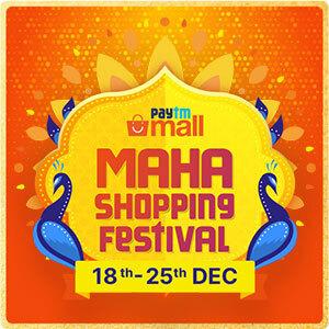 Paytm Maha Shopping Festival Sale