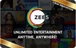 Flat 25% OFF on ZEE5 E-Gift Cards