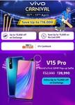 Vivo Carnival : Get Additional Savings Upto 16000| Exchange Offer Upto 9000 OFF + 5% Paytm Mall Cashback ( 15 -17 April)