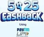 5 Pe 25 Paytm UPI Offer on Zingoy (17-18 April)