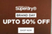 Superdry Brand Days : Upto 60% Off Clothing , Footwear & Accessories