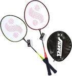 Silver's SIL-SB160-COMBO1 Badminton Kit