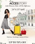 Myntra : Accesstory Sale 24th-25th April || Upto 70% OFF on Watches, Handbags, Beauty and More
