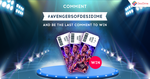 [Contest] Win Avengers Endgame Movie Tickets worth Rs 1500