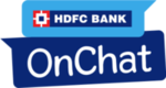 HDFC onchat offers for May - Bills, prepaid, bus