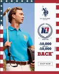 NNNOW : US Polo OFFER Shop for 10000 and Get 10000 Back (tnc)