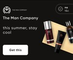 Cred - Get ₹500 The Man Company gift card for 5000 coins
