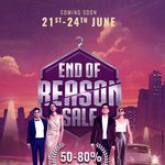 Myntra EORS - Myntra End of Reason Sale Offers(21st-24th June)-10% OFF on HDFC Cards & Phonepe