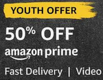 50% off on Amazon Prime Membership (For Vodafone Users) @ 499