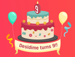 Desidime's 9th Birthday Surprise Giveaway