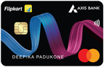 Flipkart Axis Bank Credit Card:Unlimited Cashback+Welcome Benefits+Complimentary Airport Lounge Access+Fuel Surcharge Waiver