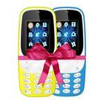 I Kall K3310 Combo Of Two Mobile - Dalmia BestPrice