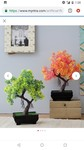 Artificial plants and Flowers from 236Rs upto  75%off