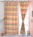 Pepperfry WTF 5th Aug Deals : 31% off on 6 Inch Railway Clock  || 76% off on  Multi Color Cotton Curtain Window