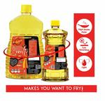 Hudson Canola Oil 5L, with Free 1L