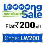 Railyatri Long Weekend Sale :- Flat 200₹ off on IntrCity SmartBus Tickets