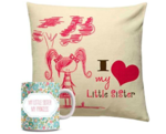 Cushion Cover + Mug Starting from Rs.70