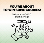 Oyo Q and Win Amazon Echo