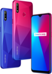 Realme 3i (Upto 4 GB) Sale Today at 12 Noon From Rs.7999