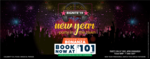 Essel World & Water Kingdom New Year 2019 Bash passes @ Rs. 119/-