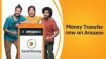 Amazon - Send money & Get upto Rs. 1000 cashback
