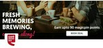 Magicpin: CCD voucher At 75% Discount Using Magicpin Points
