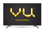 VU 138 cm (55 Inches) Smart 4K Ultra HD LED TV Pixelight 55BPX (Titanium Grey, 2019 Range)