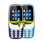 I Kall K3310 Combo Of Two Mobile @ just Rs. 879 | Use Code: OFFER20 + FREE SHIPPING