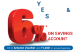 Open Yes Bank account and get 1000 Rs Amazon Voucher