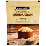 Urban Platter Whole White Quinoa Grain, 1kg  Save extra with subscribe and save