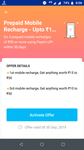 Paytm Recharge Offer (May be user specific)