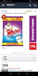 Mr. White Detergent Powder