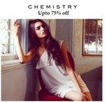 Chemistry Women clothing Min 80% off from Rs.239 @ Flipkart