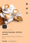 Cred - Free coffee @ Coffee by Di Bella for 2k coins (Mumbai)