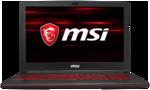 MSI GL63 9SD-1042IN (Core i7-9th Gen/8 GB/1 TB HDD + 256 GB SSD/39.62 cm (15.6 Inch) FHD/Windows 10 Home/6 GB GDDR6 GTX 1660Ti) 9S7-16P732-1042