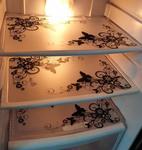87% off - Loot - set of 3 fridge mats @79
