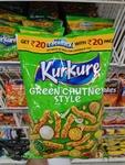 Kurkure 20rs pack gives Paytm 20rs cashback