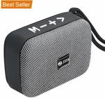 Zoook Rockstar 5 Watt Bluetooth Speaker with TF/USB/Hands-Free
