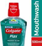 Pantry : Colgate Plax Fresh Mint Mouthwash - 500 ml