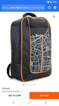 Fastrack backpack from 422Rs