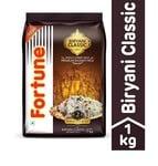 Pantry- Fortune Biryani Classic Basmati Rice, 1kg